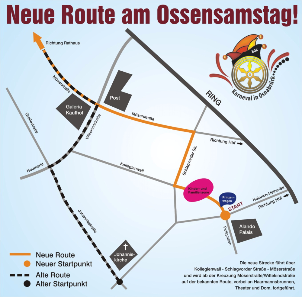 Ossensamstagsroute