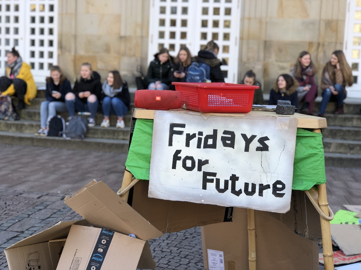 Klimastreik, Fridays for Future