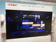 Screenshot ems TV