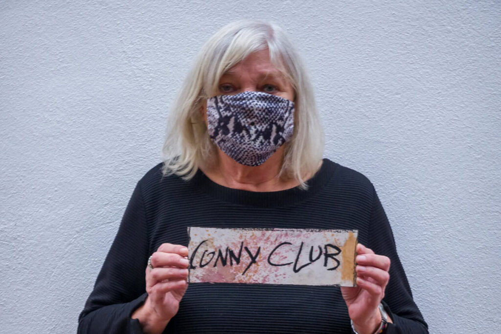 Conny Overbeck (Clubbetreiberin Hydepark)
